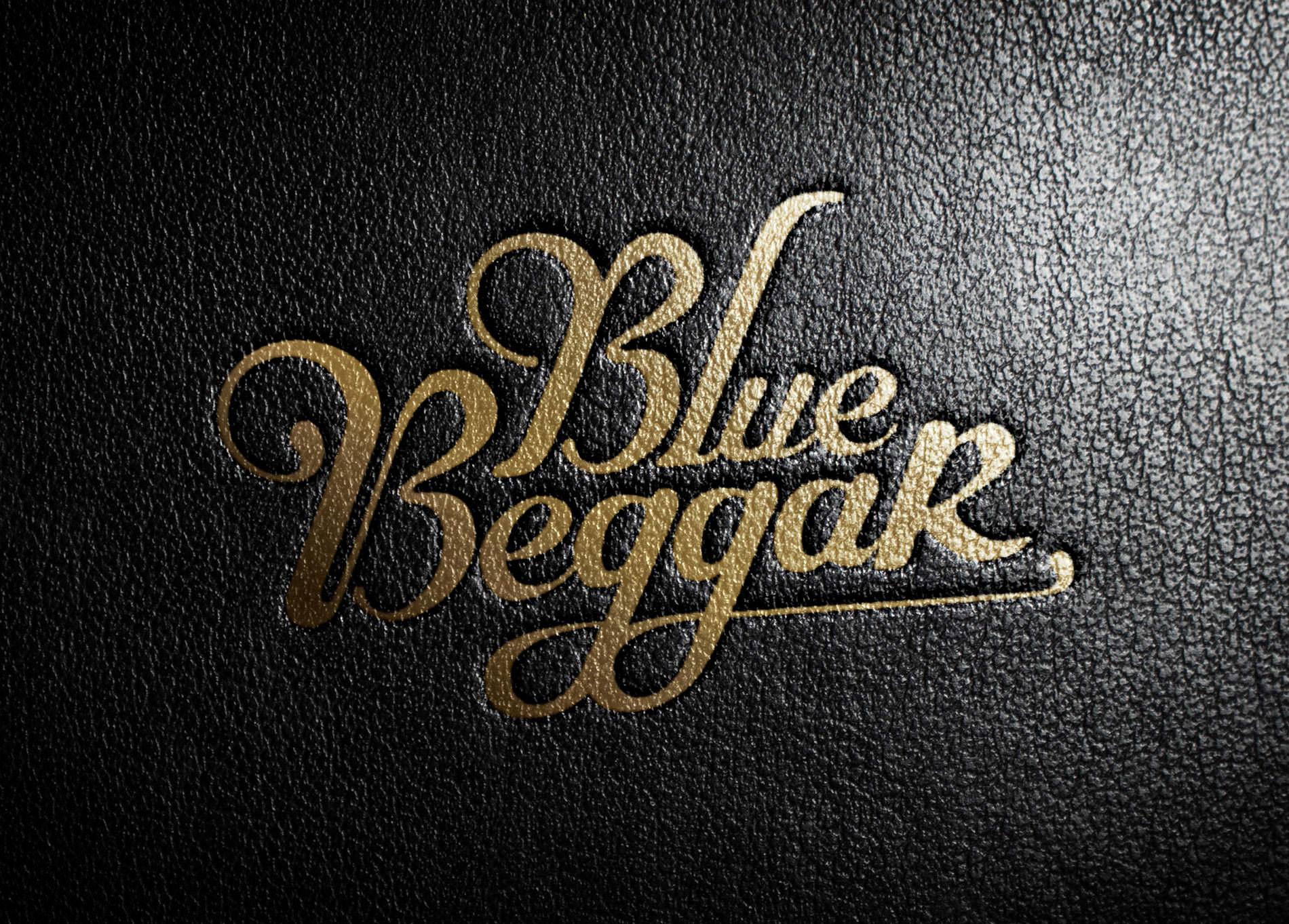 BlueBeggarLeather